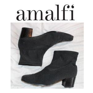 AMALFI Ankle Booties Sz 8.5